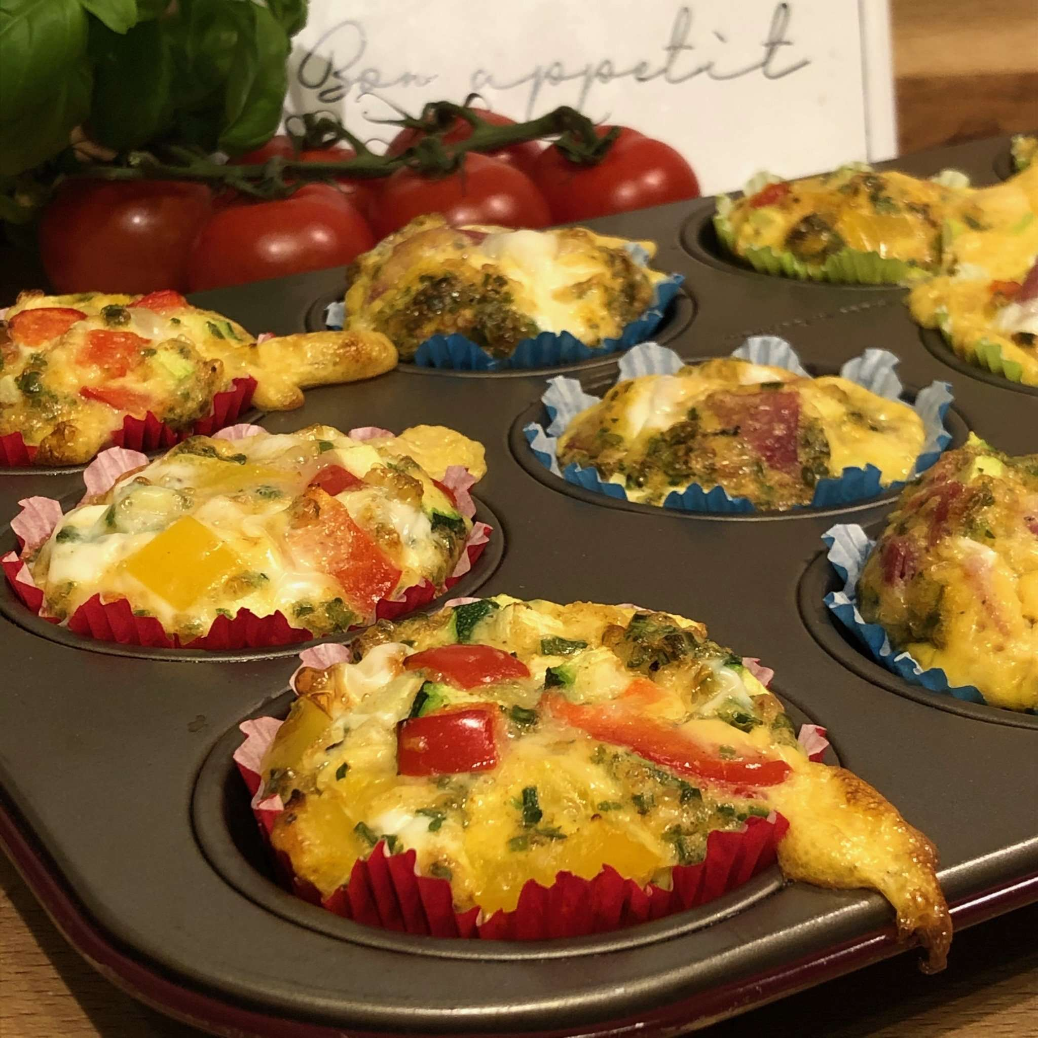 Lowcarb Muffins