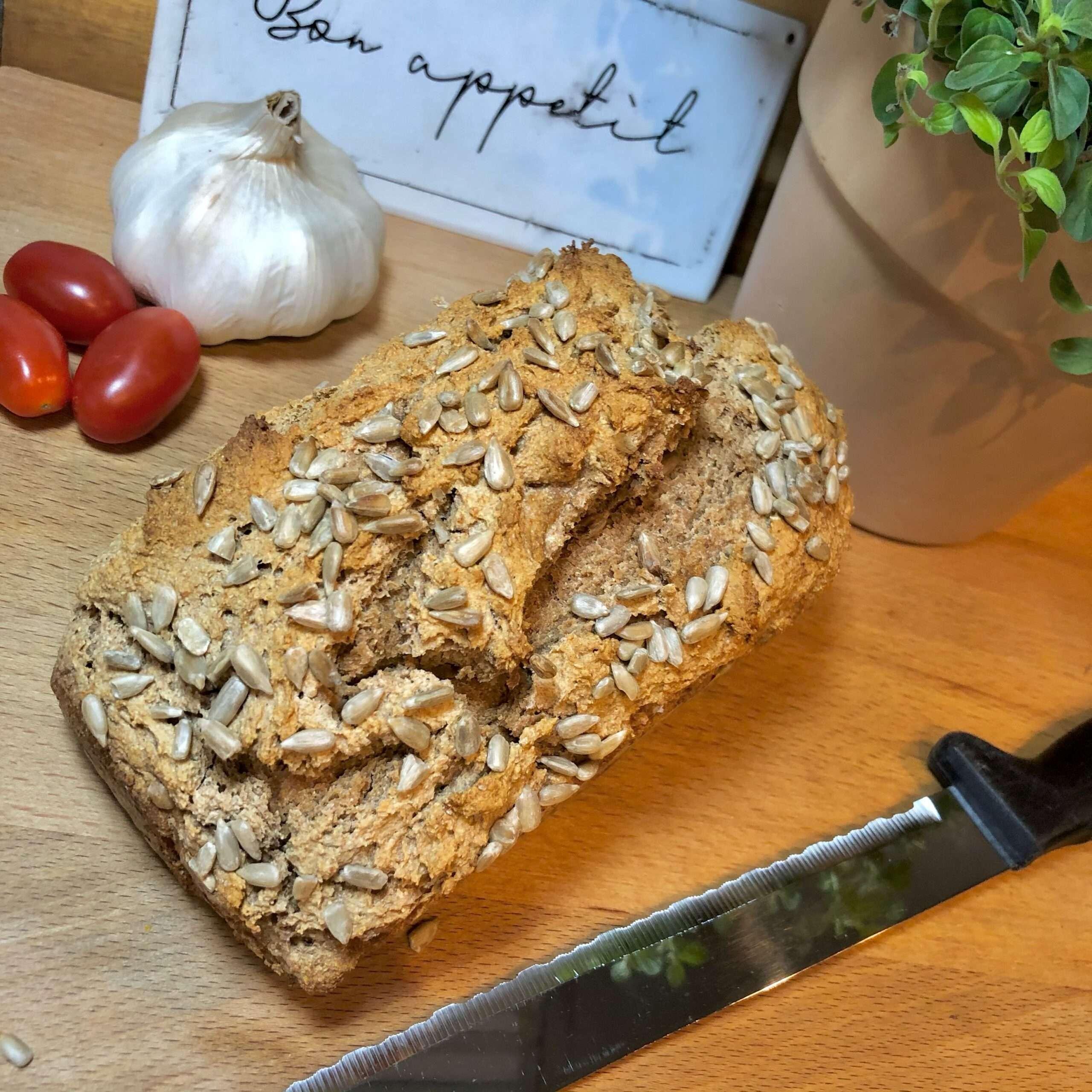 Vollkorn-Malz-Brot